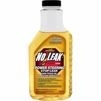 No Leak 20301 Power Steering Stop Leak; 16 fl. oz.