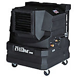 Portacool Cyclone 2000 Portable Evaporative Cooler, 2000 CFM, Black