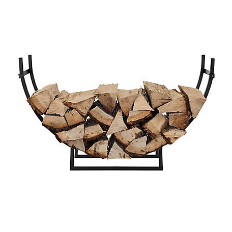 RedStone Half Hoop Log Cradle, 40 in., WFD-FPA-010