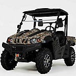 Massimo MSU-500 EFI Side by Side UTV