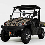 Massimo MSU-700 EFI Side by Side UTV
