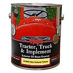 Majic Tractor, Truck & Implement Enamel, NH Yellow, 1 gal.