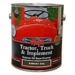 Majic Tractor, Truck & Implement Enamel, MF Gray, 1 gal.