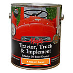 Majic Tractor, Truck & Implement Enamel, AC Orange, 1 gal.