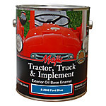 Majic Tractor, Truck & Implement Enamel, Ford Blue, 1 gal.