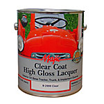 Majic Clear Coat Lacquer, Clear, 1 gal.