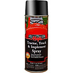 Majic Tractor, Truck & Implement Enamel, Gloss Black, Spray