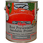 Majic Rust Preventative Sandable Primer, Gray, 1 gal.