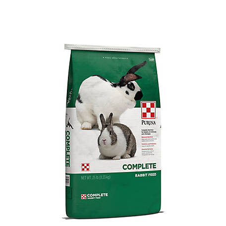 Purina Complete Rabbit Feed, 25 lb., 3004902-203
