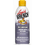 Liquid Wrench Dry Lubricant with Cerflon, 11 oz. Aerosol, L512/4