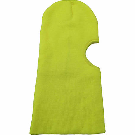 Xetra Facemask, Safety Yellow