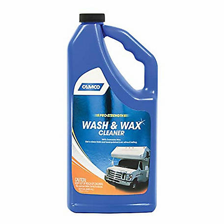 Camco RV Wash & Wax, 32 oz.