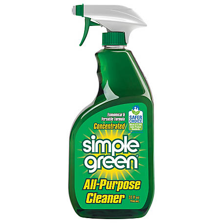 Simple Green All Purpose Cleaner & Degreaser, 32 oz., 2710001213033