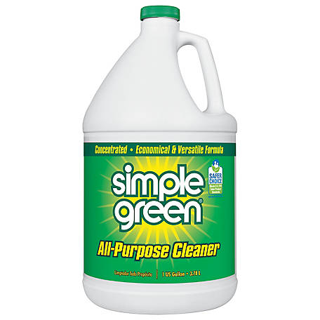 Simple Green All Purpose Cleaner & Degreaser, 1 gal., 2710100613005