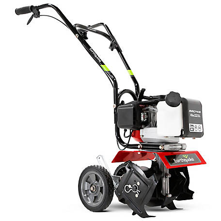 Earthquake Cultivator with 43cc Viper Engine, MC43