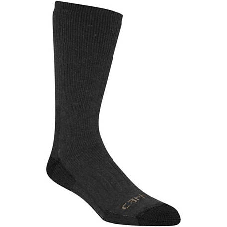 Carhartt Full Cushioned Recycled Wool Crew Sock, Pack of 1