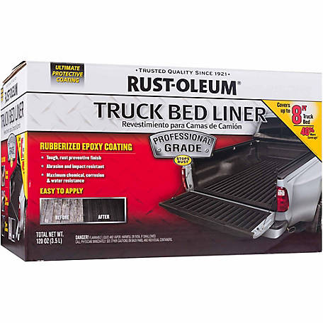 Rust-Oleum Automotive Professional Grad Truck Bed Liner Kit