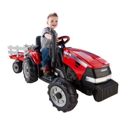 Buy Peg Perego Case IH Magnum Tractor & Trailer Online