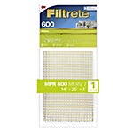 3M Filtrete Dust Reduction Filter, 14 in. x 25 in. x 1 in.