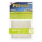 3M Filtrete Dust Reduction Filter, 20 in. x 25 in. x 1 in.