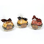Thompson's Candle Co. Super Scented Cupcake Candle Gift Set