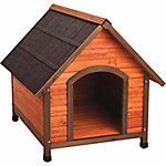 Ware Manufacturing Premium+ A-Frame Doghouse, Large