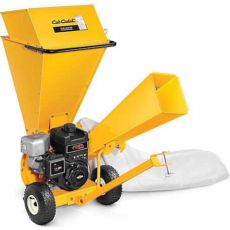 Cub Cadet CS3310 3 in. Upright Chipper Shredder