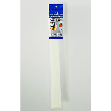 Cambridge Cable Tie, 21 in., CT21-120T9-R