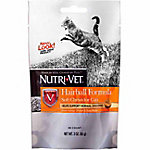 Nutri-Vet Hairball Soft Chews for Cats, 3 oz.