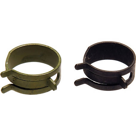 Hillman 3/8 in. Spring Action Hose Clamps