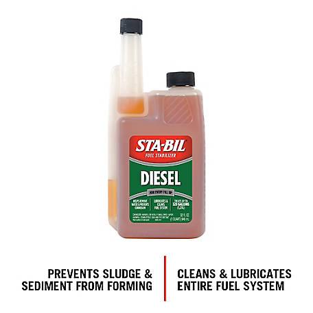 Sta Bil Diesel Formula Fuel Stabilizer 32 Oz 22254 At Tractor Supply Co