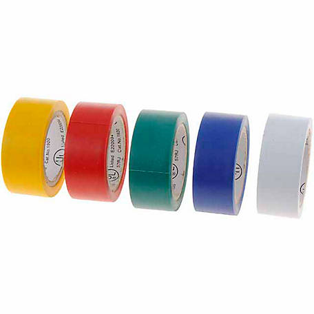 Cambridge, Tape, Assorted, Pack of 5
