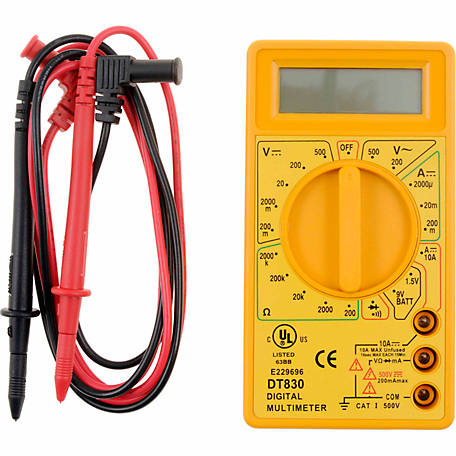 Cambridge Digital Multimeter