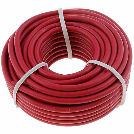 Cambridge Wire, Red, 14 AWG, 20 ft.