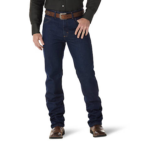 Wrangler Men's Premium Performance Cowboy Cut Slim Fit Jean
