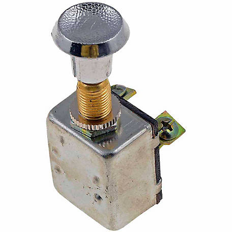 Cambridge Push/Pull Switch, 16A, 12V DC, 192W