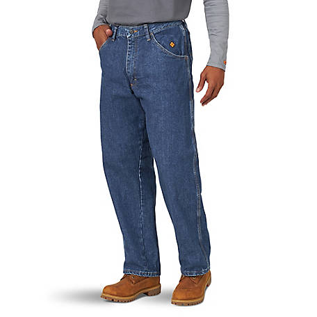 a942f9d3232 Wrangler Men s RIGGS Workwear Flame Resistant Carpenter Jean at ...