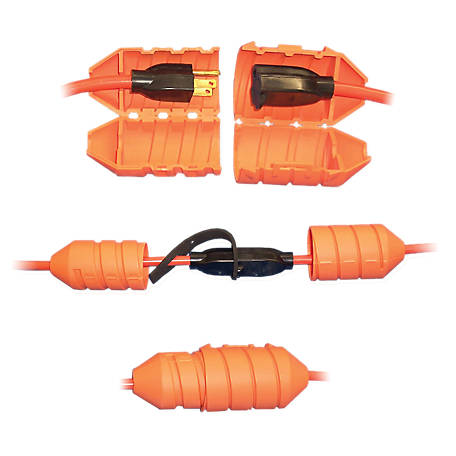 Farm Innovators Cord Connect Orange Water Tight, CC-1