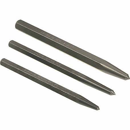 Mayhew 3-Piece Punch Set, Carded