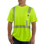 Carhartt Force High-Visibility Short-Sleeve Class 2 T-Shirt