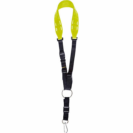 LimbSaver Comfort-Tech Weed Trimmer Sling, Yellow