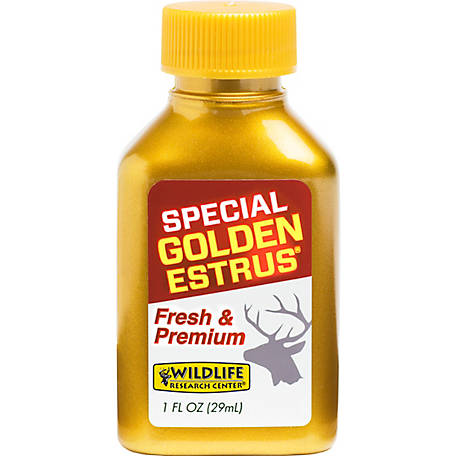 Wildlife Research Center Special Golden Estrus, 405
