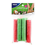 Ware Manufacturing Critter Pops/Rice Pops Small Animal Chew Treat, Large, 3076