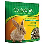 dumor classic diet rabbit food