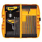 DeWALT 31-Piece Ratcheting Handle Hex Key Set