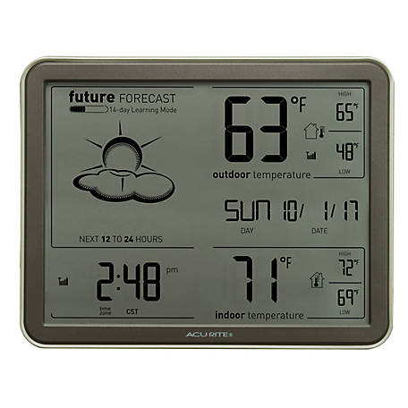 AcuRite Weather Station with Jumbo Display