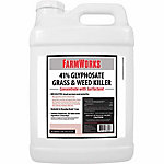 FarmWorks Grass & Weed Killer 41% Glyphosate Concentrate, 2-1/2 gal.