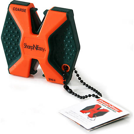 AccuSharp SharpNEasy 2-Step Orange Knife Sharpener, 336C