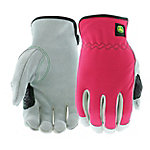 John Deere Ladies' Leather Gloves
