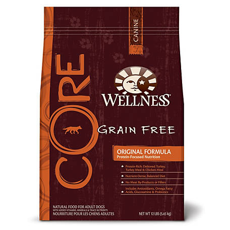 Wellness CORE Grain-Free Original Formula, 12 lb.